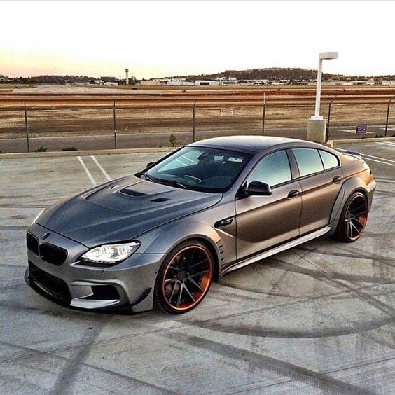 BMW M6 Follow @Car @Car @Car @Car Photo by: @priordesignusa