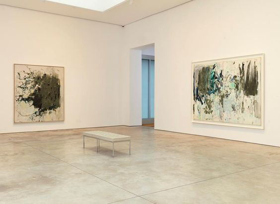 Joan Mitchell Trees