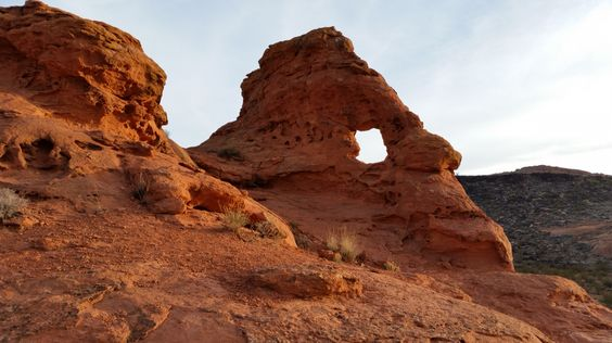 I took this photo on a hike at the Red Mountain Resort near St. George, Utah.