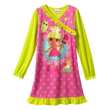 Lalaloopsy Pixie Nightgown - Girls