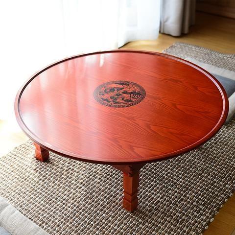 Table Basse Pliante Coreen Mj Franko En 2020 Table Basse Pliante Table Basse Table Basse Japonaise