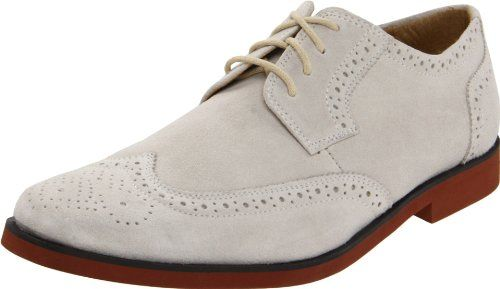 Damn. I'd love a pair of shoes like these.  Stacy Adams Men's Telford Oxford,Oyster Suede,7.5 M US Stacy Adams,http://www.amazon.com/dp/B005HGEBJS/ref=cm_sw_r_pi_dp_Alj4rb1HGFYPZ92J