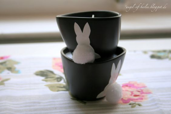 Angel of Berlin: [DIY] Easter Candles