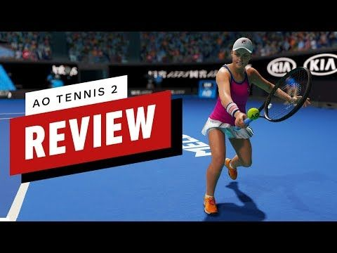 Ao Tennis 2 Review Youtube In 2020 Game Reviews Tennis Xbox One