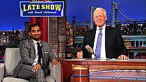The Late Show Video - Anderson Cooper's Mom Got Around - David Letterman - CBS.com