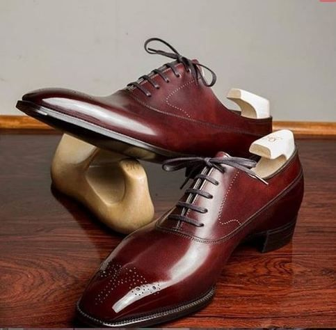 Derby Brogue Dress Formal Shoes