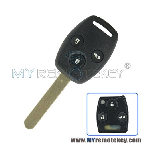for Honda Odyssey 2011 2012 2013 2014 Remote Key Fob FCC ID N5F-A04TAA 313.8MHz