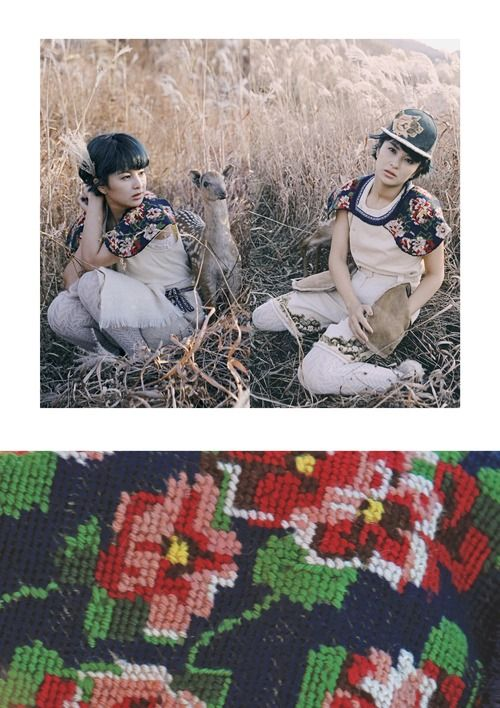 MOMO WANG - MOMO'S WARDROBE 2012