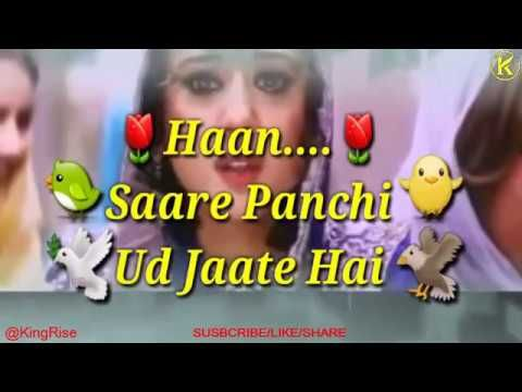Mahi Ve Mohabbatan Sachiyan Ne Whatsapp Status Lyrics Youtube Romantic Songs Songs Saddest Songs