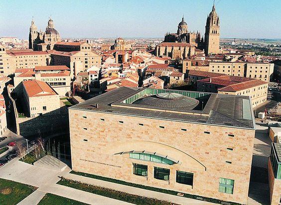 Palacio de Exposiciones y Congresos de León. #Leon #PalacioDeCongresos #PalacioDeExposiciones #construccion #arquitectura #CastillaYLeon #Integralia #CompromisoIntegralia #Perrault