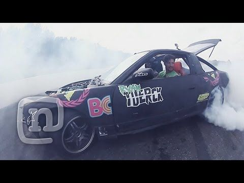 Ryan Tuerck Freedom Moves East Coast Grassroots Drifting: Tuerck'd Ep. 3