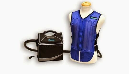 Veskimo Motorcycle Cooling System Cooling Vest Size Xl With 9 Qt