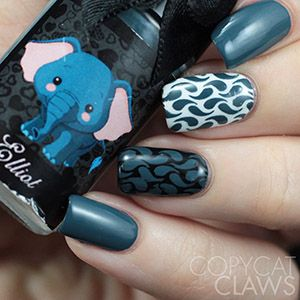 PRE ORDER!! Esmaltes da Kelly- Animals- Elliot