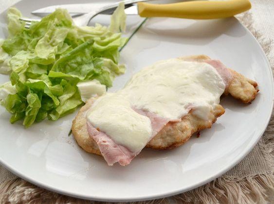saltimbocca,ricetta saltimbocca di pollo,saltimbocca di pollo,pollo con mozzarella e prosciutto,secondi veloci,secondi facili,le ricette di tina,