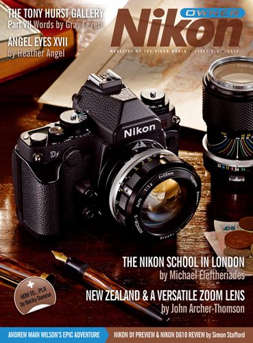Nikon Owner Magazine Issue 45