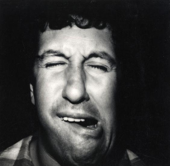 Stéphane Collaro,circa 1979. Tirage argentique d'époque. 30,4 x 30,4 cm.