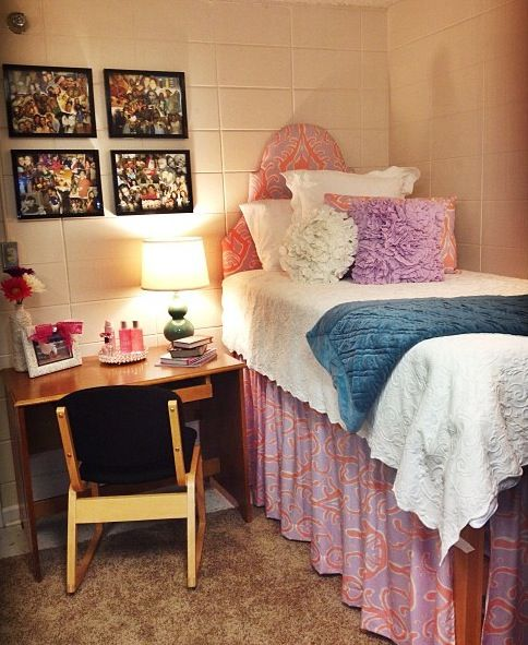 Decorating Ideas > Pinterest • The World's Catalog Of Ideas ~ 045423_Matching Dorm Room Ideas