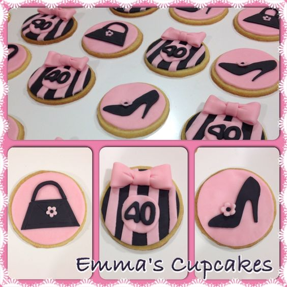 Emma's Cupcakes: Fashion cookies / Galletas moda