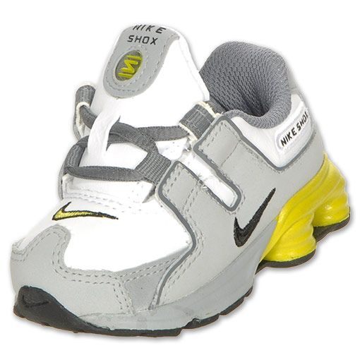 Engineered with the latest Nike innovations and technologies, a pair of boys' shoes will help him stand out in the hallways and show his unique sense of style. Nike kids' shoes are also available for girls, ages infant through grade school.
