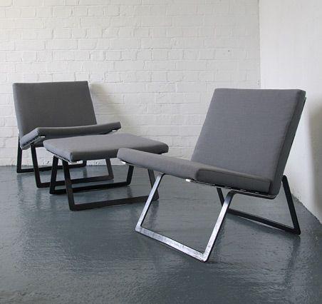 William Plunkett Westerham Chairs   Modern Room   Century Design