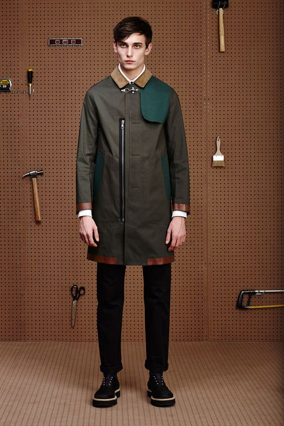 Band Of Outsiders. Fall/Winter 2015.