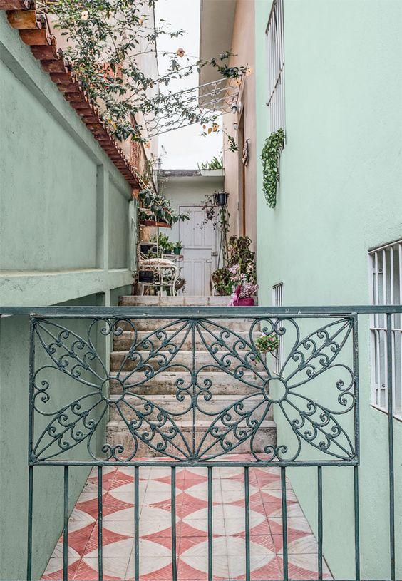 Casa dos anos 60 em MG / Fernanda Goulart e João Mauricio Andrade Goulart #vintage