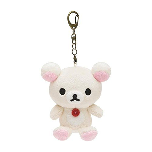 Rilakkuma Korilakkuma San-x Bell Key holder Japan Kawaii Cute New Free Shipping
