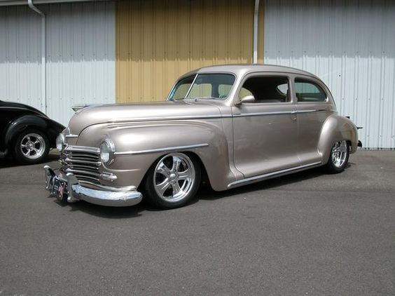 Plymouth the o 39 jays and most expensive on pinterest for 1947 plymouth 4 door