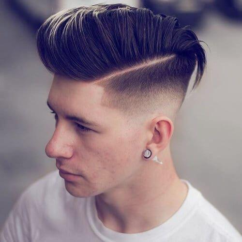50 Punk Hairstyles For Guys To Keep It Alive Men Hairstyles World Lange Haare Manner Frisur Undercut Haare Jungs