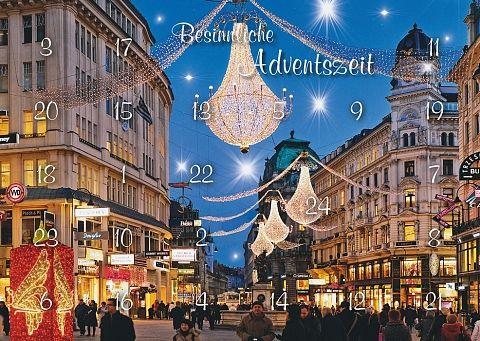 Adventskalender Wien Nr. 002