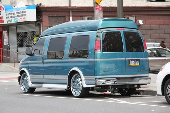 Tricked Out Chevy Astro Van   TRUCKS   Pinterest   Chevy ...