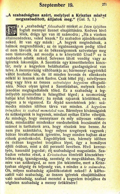 09.19.Spurgeon: Harmatgyöngyök...