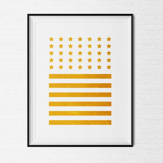 Home american flag and flags on pinterest for Proper placement of american flag