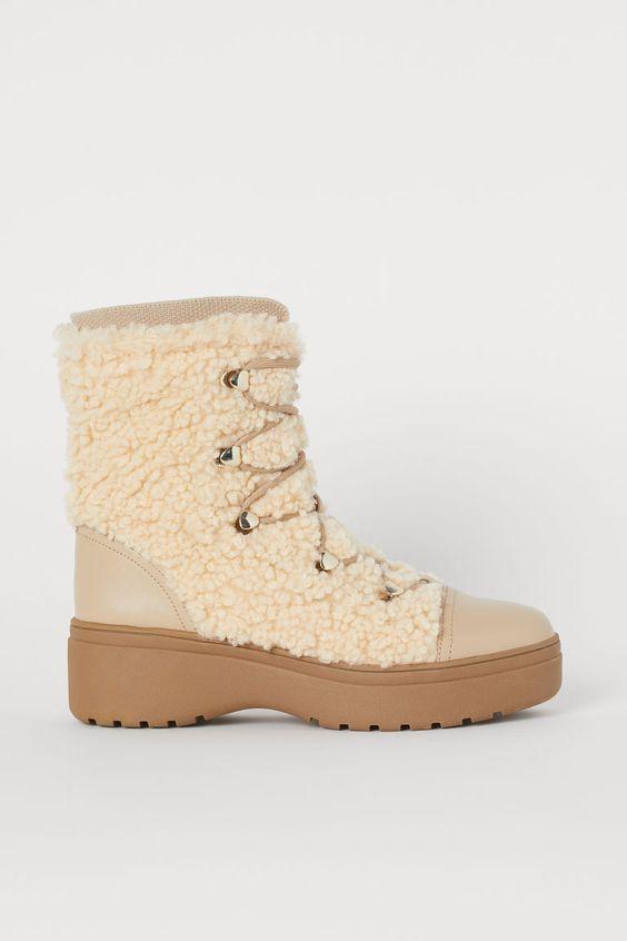 Fashionable Winter Short Boots