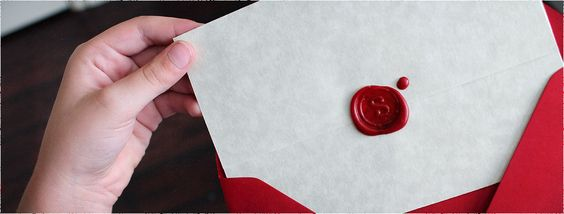 Santa's Red Letter   What if Santa Wrote Back?