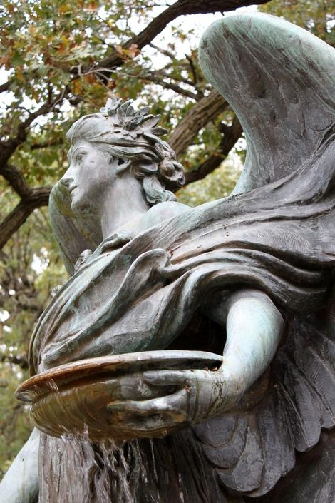 Image result for Dark Angel Statue Council Bluffs