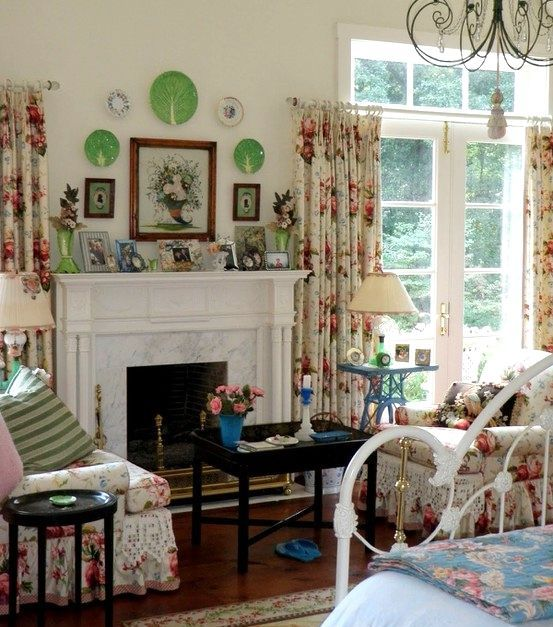 English Cottage Style English Country Style And English