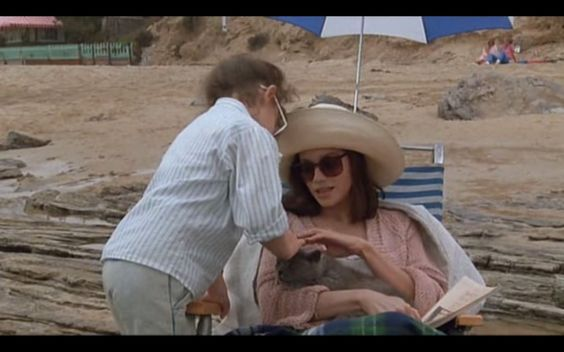 Barbara Hershey in BEACHES.   Cats in the Movies ...