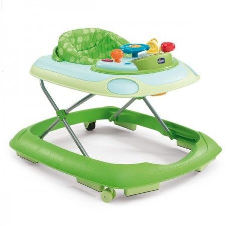 Trotteur Chicco Band green wave vert