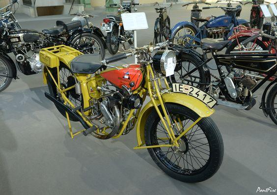 1929 MOTOSACOCHE 250 cm3