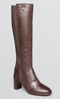 Tory Burch Tall Platform Boots