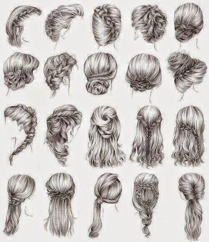Google+ verschillende haarstijlen - Haar | Pinterest ...