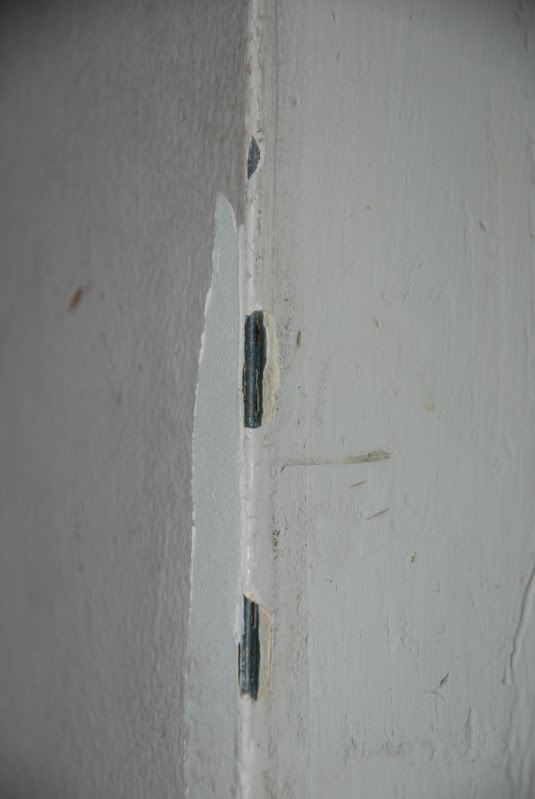 Repairing Chipped Corner Bead Drywall Repair Questions