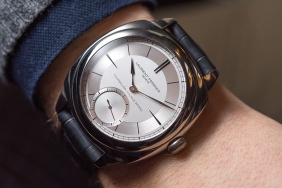 "BEST FROM: aBlogtoWatch & Friends September 16, 2016 - by Kenny Yeo - See what all you've missed at: aBlogtoWatch.com - ""All successful independent watch brands have a distinctive style. MB&F can be best described as unorthodox and avant-garde, while F.P. Journe can perhaps be said to be neoclassical and technical. Laurent Ferrier, on the other hand, at least to my mind, is the king of understated class and elegance..."""