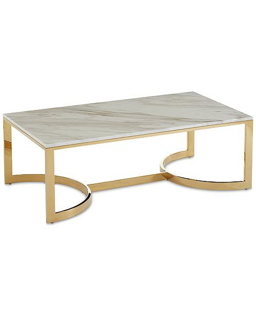 Allura Coffee Table Marble Furniture Decorating Coffee Tables