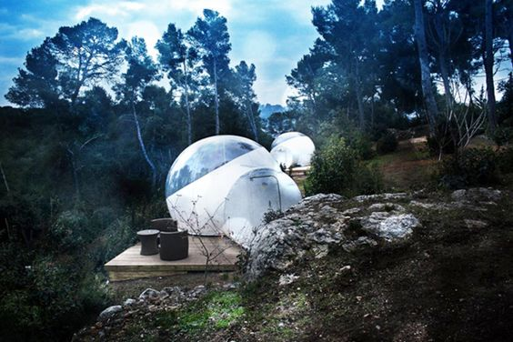 What - Attrap Reves Where – France Why we love it – Looking for comfort, a starry night sky and looking to feel connected to nature, this is the place for you