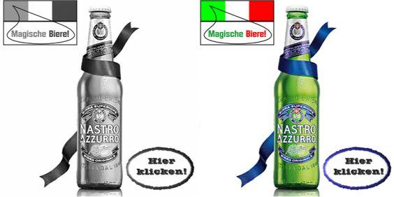 Zitronig-erfrischend präsentiert sich dieses italienische Bier. Hier klicken: http://blogde.rohinie.com/2013/02/bier/ #Italien #Bier #Zitrone