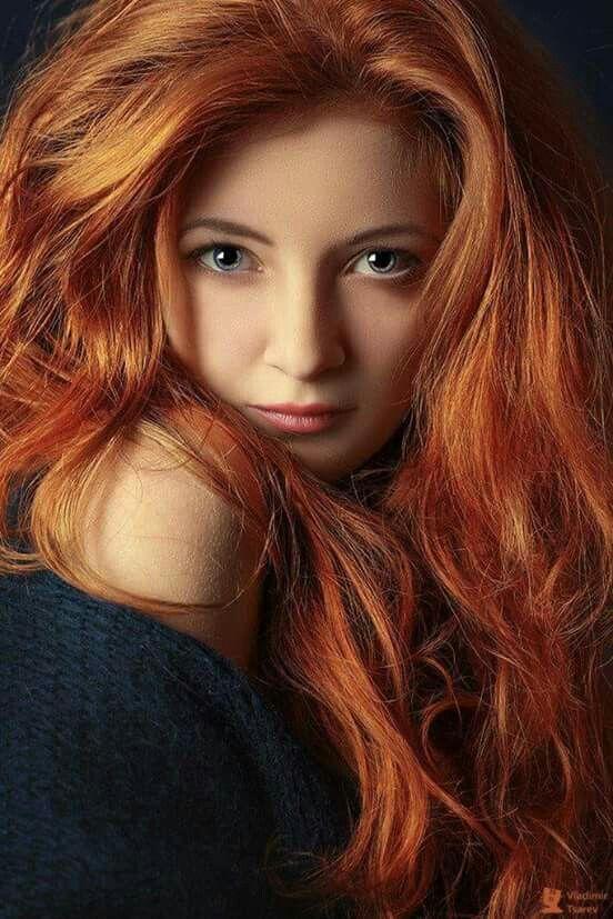 ginger girl nude