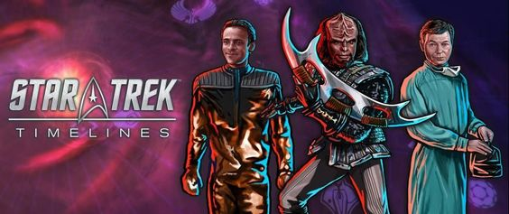 """""""Contingency Plan"""" Galaxy Event  http://ift.tt/1UlB95w  If youre already playing Star Trek Timelines you know that Events are one of the quickest and most-exciting ways to kickstart your crews progression. If you havent played Star Trek Timelines yet now is a great time to start with the addition of the brand-new Galaxy Events feature this week. As Captain you have helped the Federation deal with rogue holograms mediated between the Klingon Empire of the past and present and made the brutal…"""