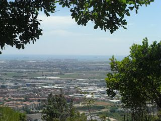 Una buena vista desde Sant Ramon